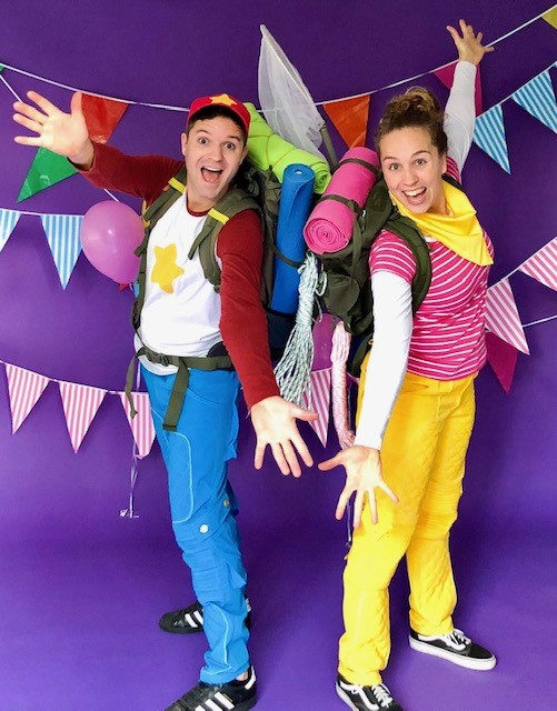 Kids Entertainment : Tommie en Sofie boeken / inhuren