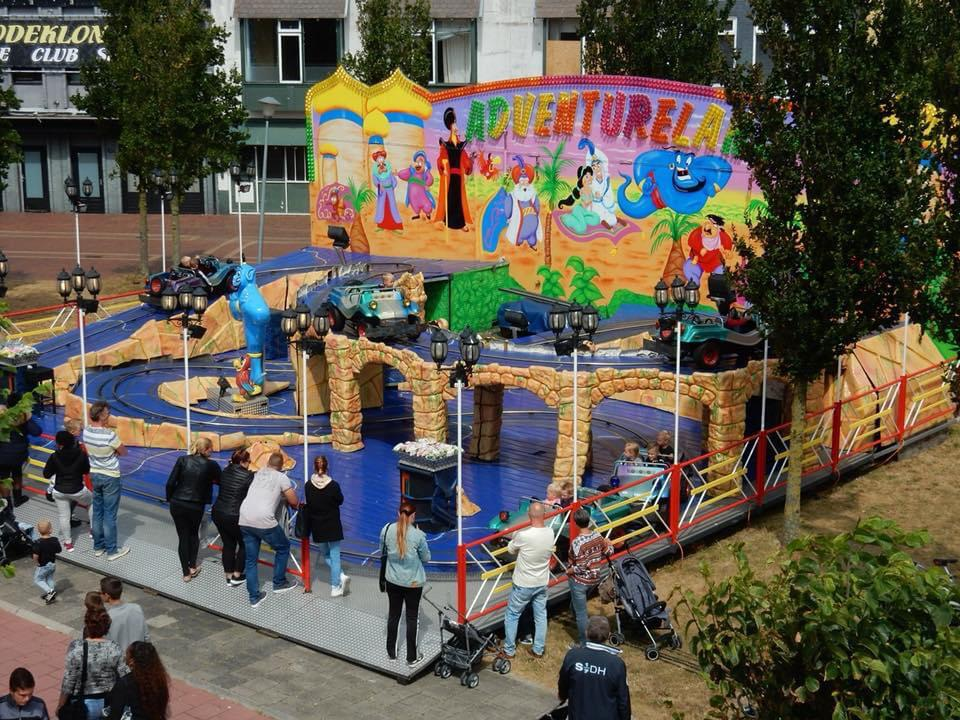 Kids Entertainment : Buggy Kermisattractie Huren