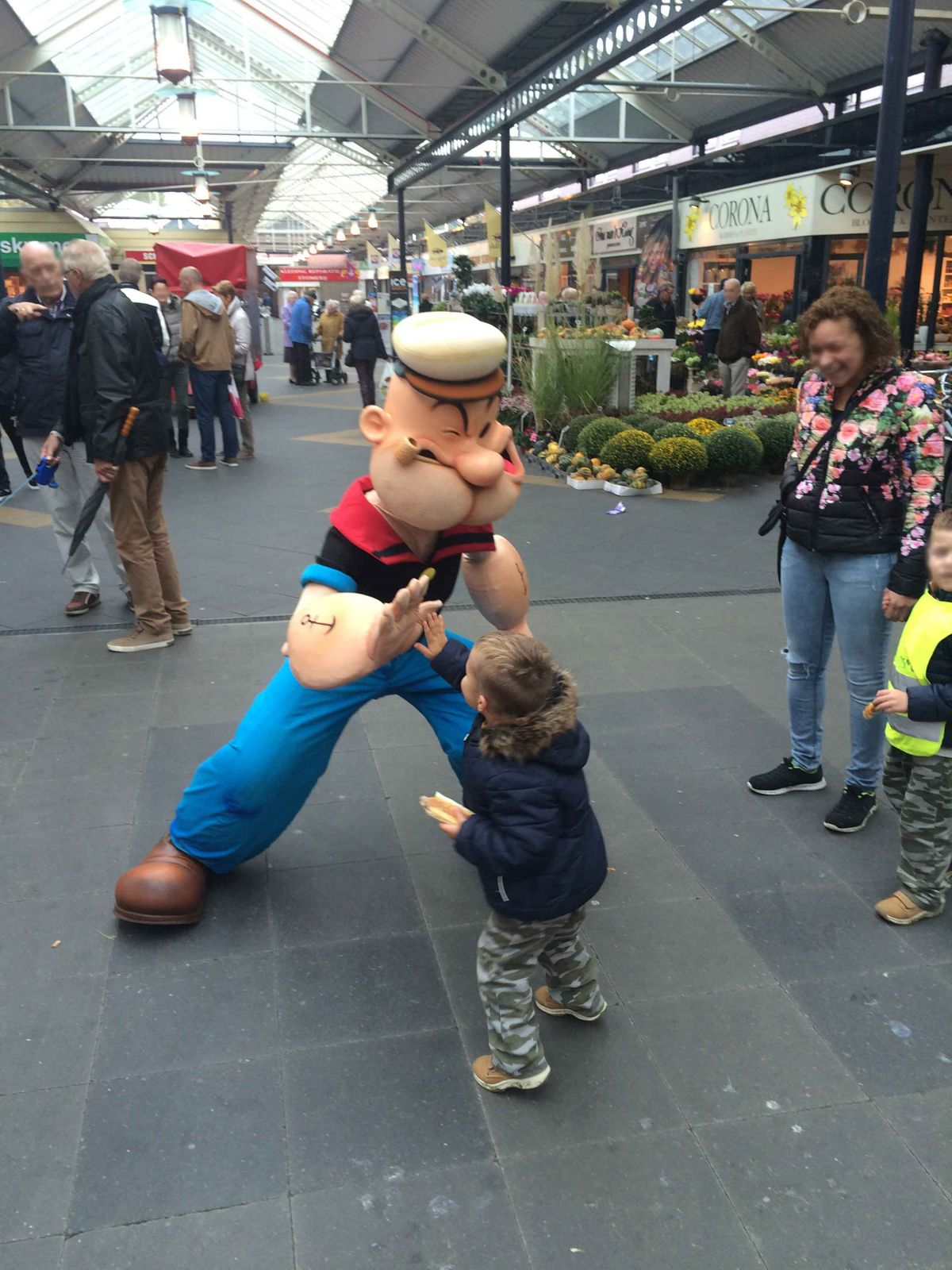 Kids Entertainment : Meet and Greet Popeye