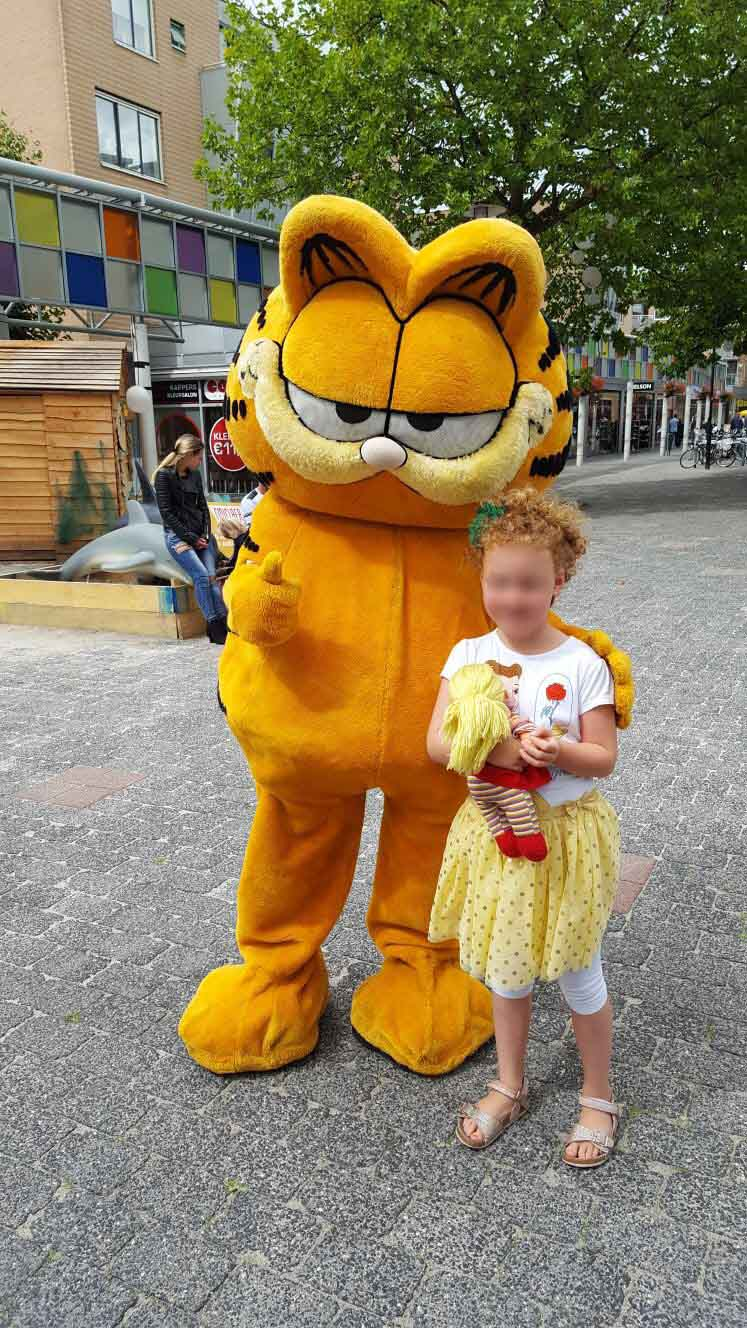 Kids Entertainment : Meet and Greet Garfield