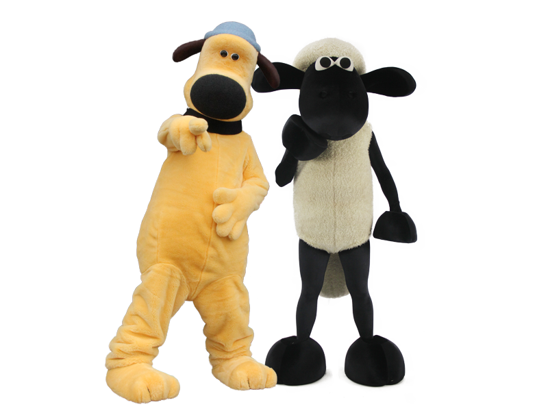 Kids Entertainment : Meet and Greet Shaun het Schaap