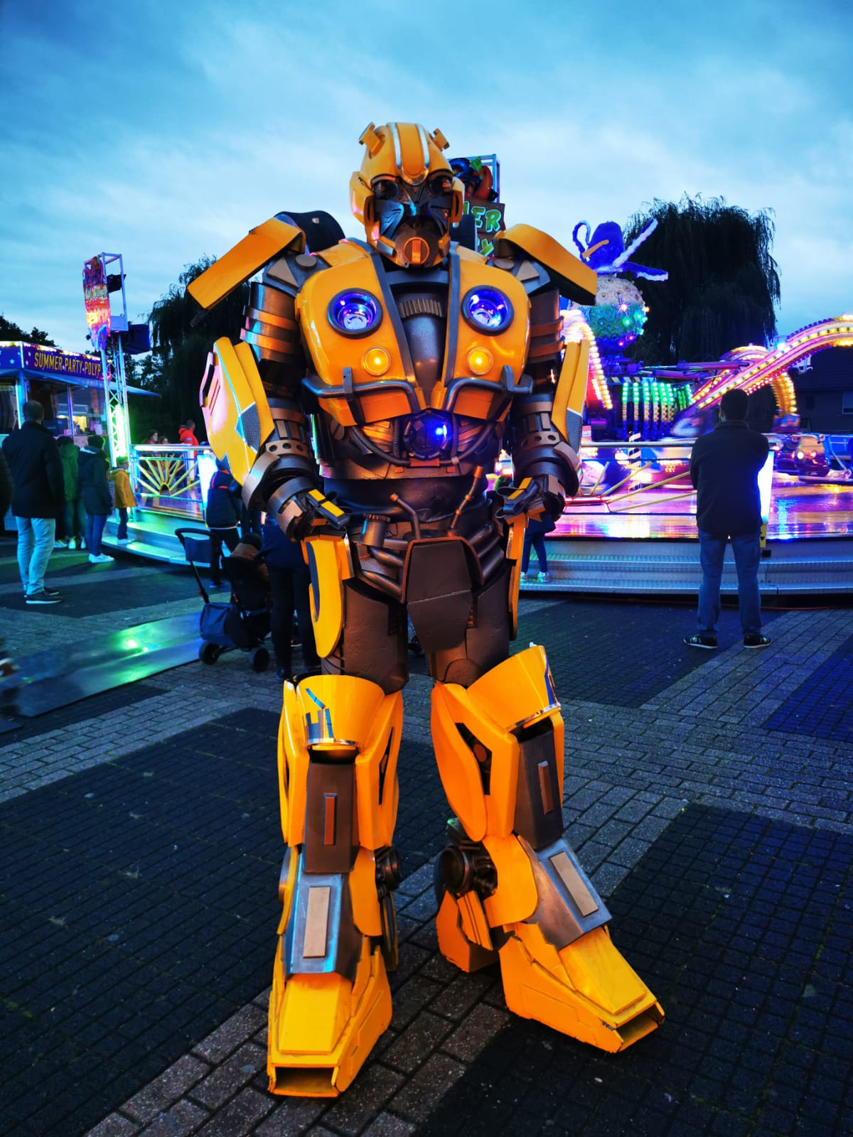 Kids Entertainment : Meet and Greet Bumblebee