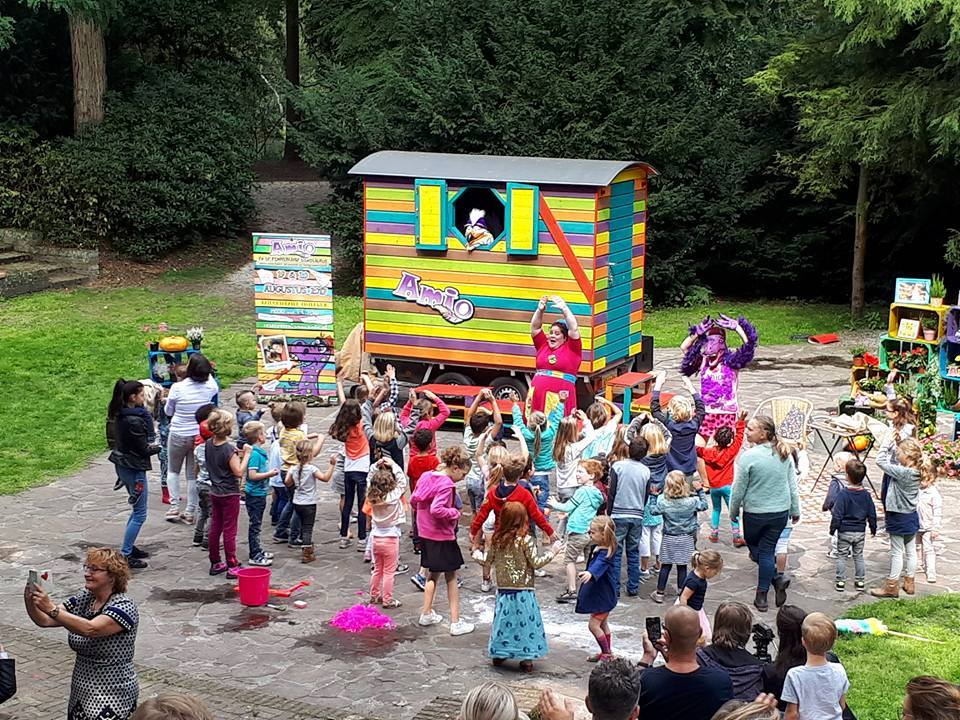 Kids Entertainment : boeken / inhuren bij Fun Factor Events
