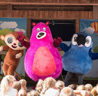 Kids Entertainment : Storyzoo boeken / inhuren