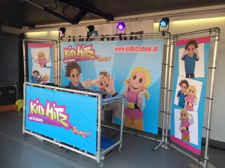 Kids Entertainment : Kidzhitshow boeken / inhuren